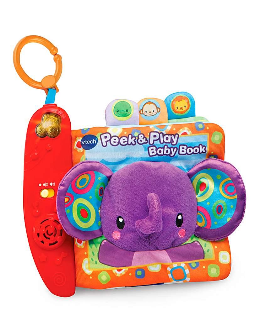 VTech Peek & Play Baby Book