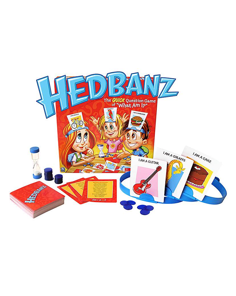 Image of Hedbanz Board Game