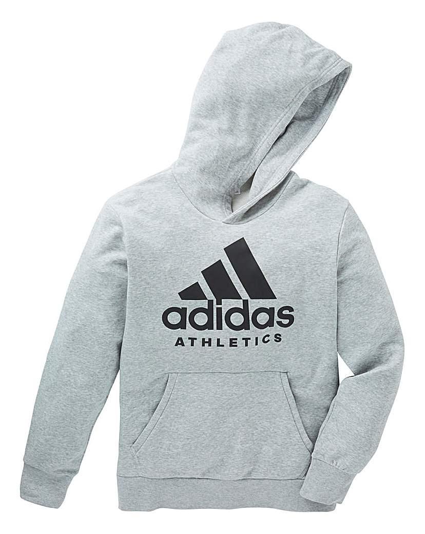 Stockists of Adidas Overhead Logo Hoody