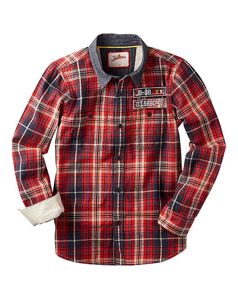 Image of Joe Browns Boys Check Shirt