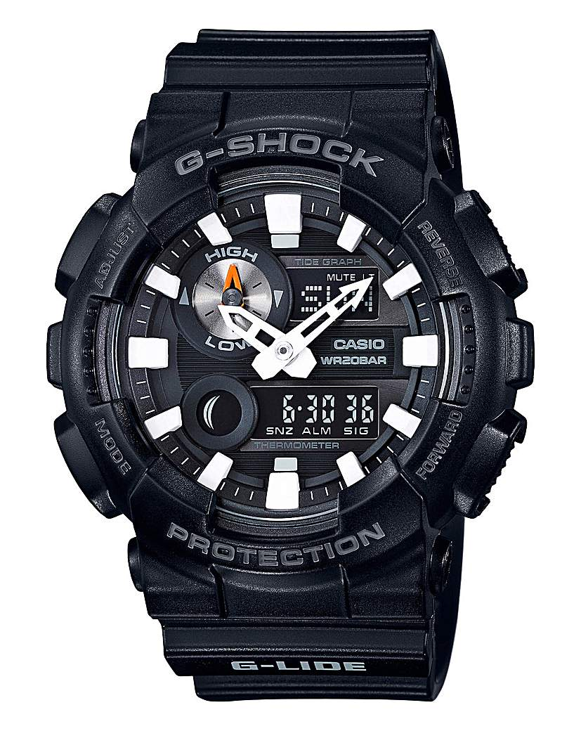 GShock GLide Sports Watch