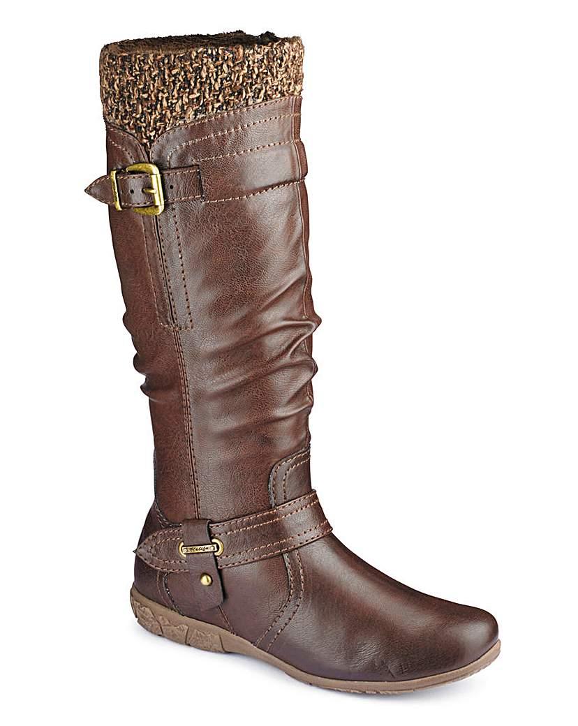 Relife Hi Leg Boot Standard Calf E Fit