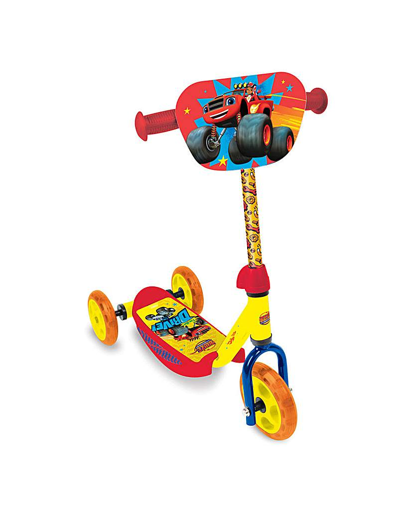 Image of Blaze Three Wheel Scooter