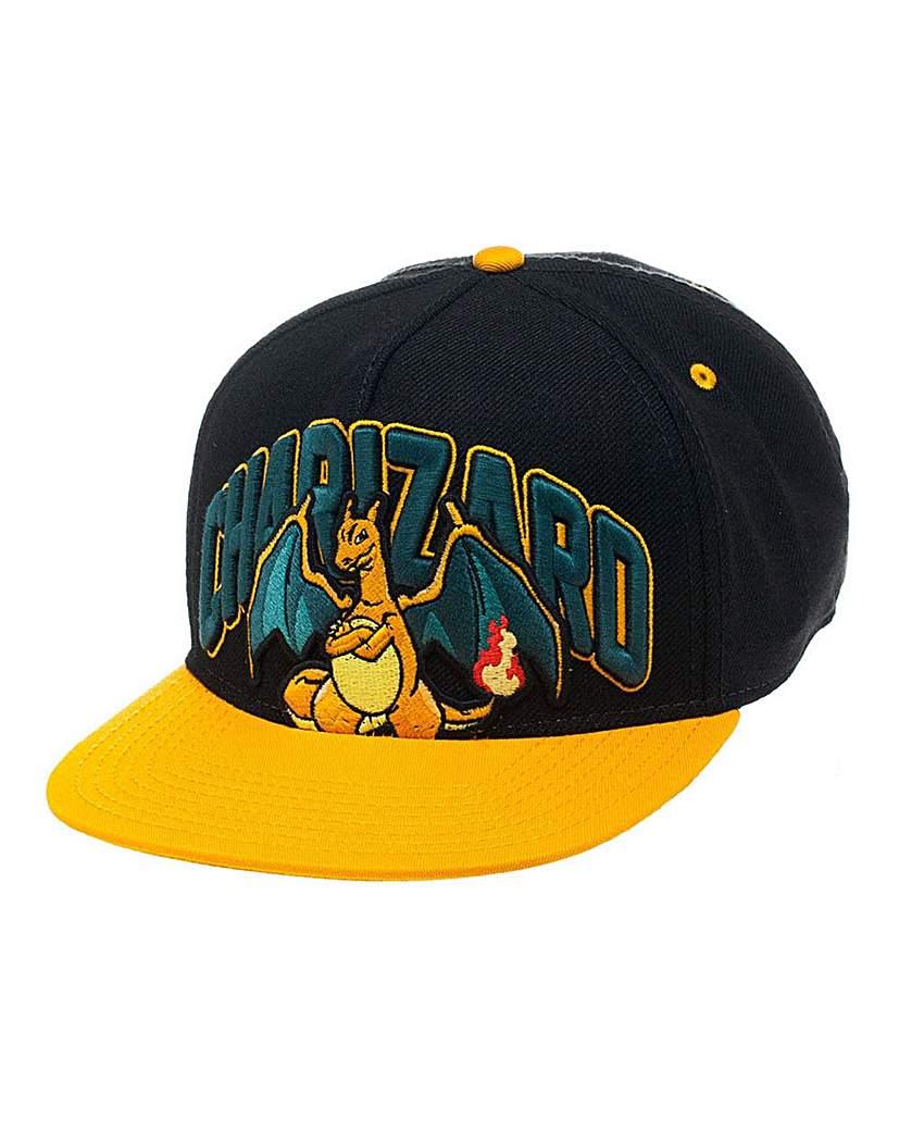 Pokemon Charizard Snapback Cap