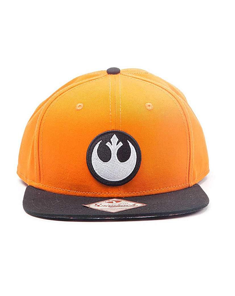 Star Wars Resistance Logo Snapback Cap