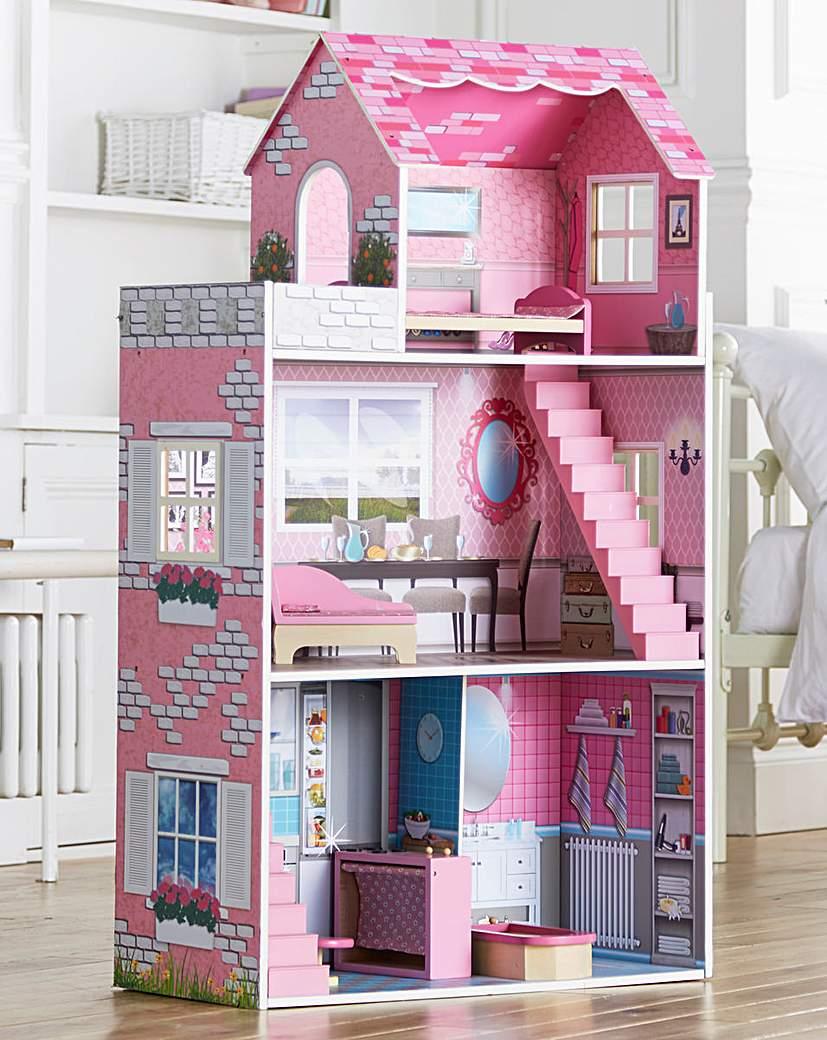 Image of Fantasy Mansion Dolls House