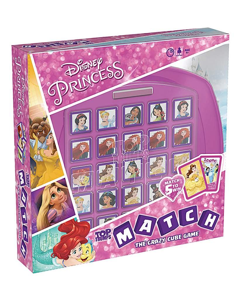 Disney Princess Top Trump Match