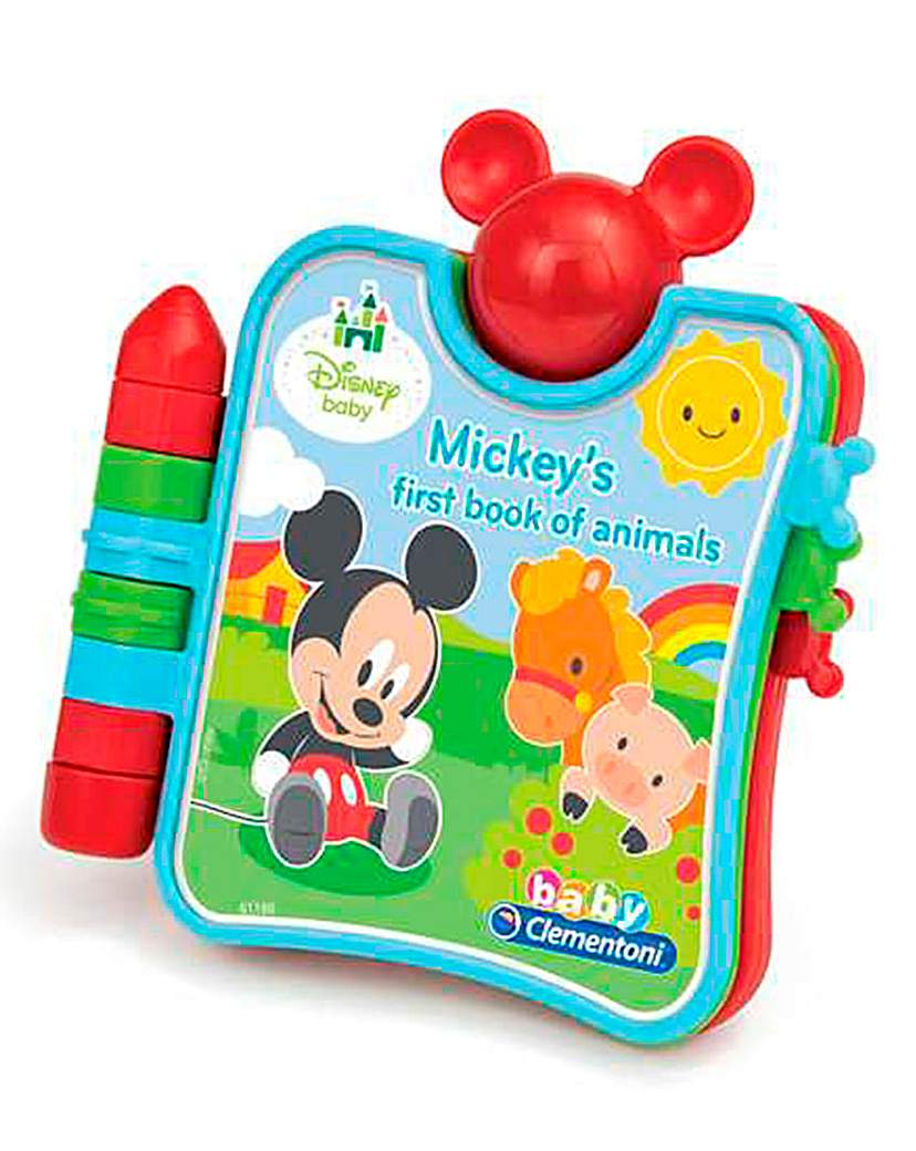 Image of Disney Baby Mickey Small Book