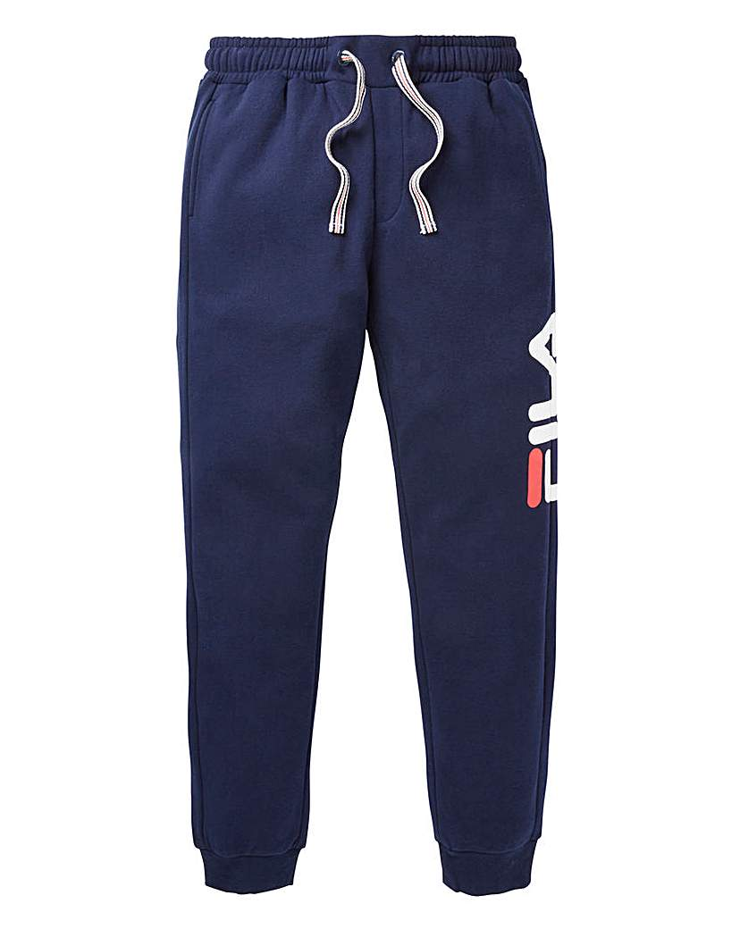 Fila Large Logo Jogging Bottoms 29in