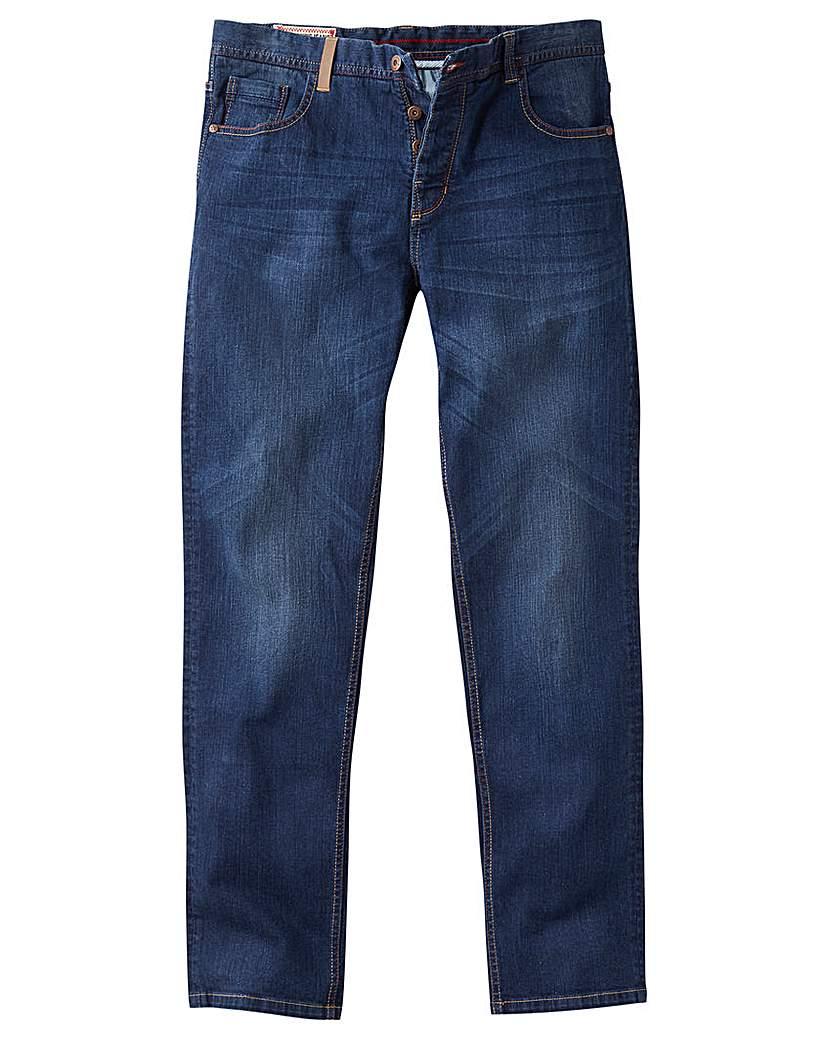 Image of Joe Browns Easy Joe Stretch Jeans 29in