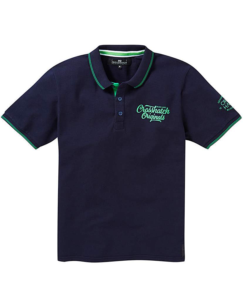 Crosshatch Morristown Polo