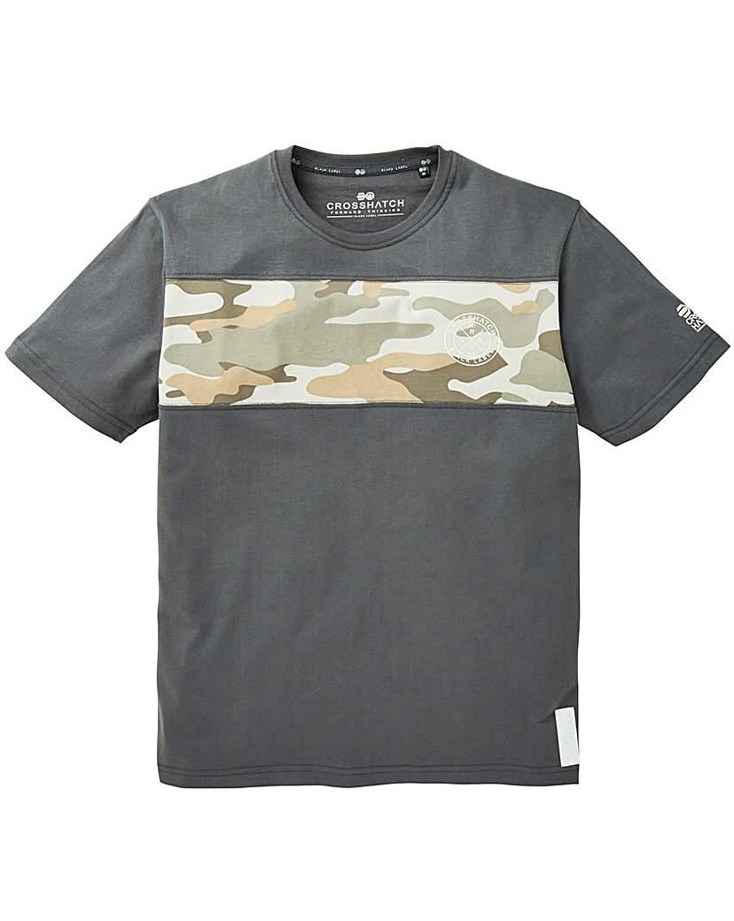Image of Crosshatch Camron T-Shirt