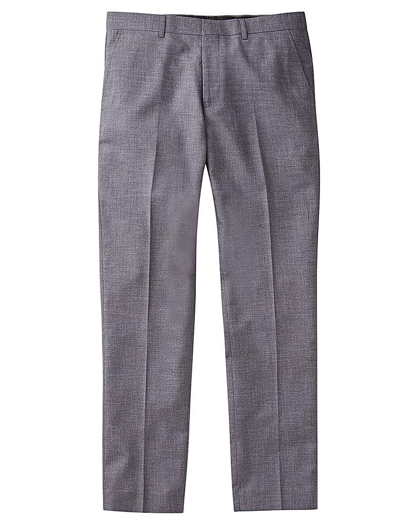 Joe Browns Grey Textured Suit TRS 31In