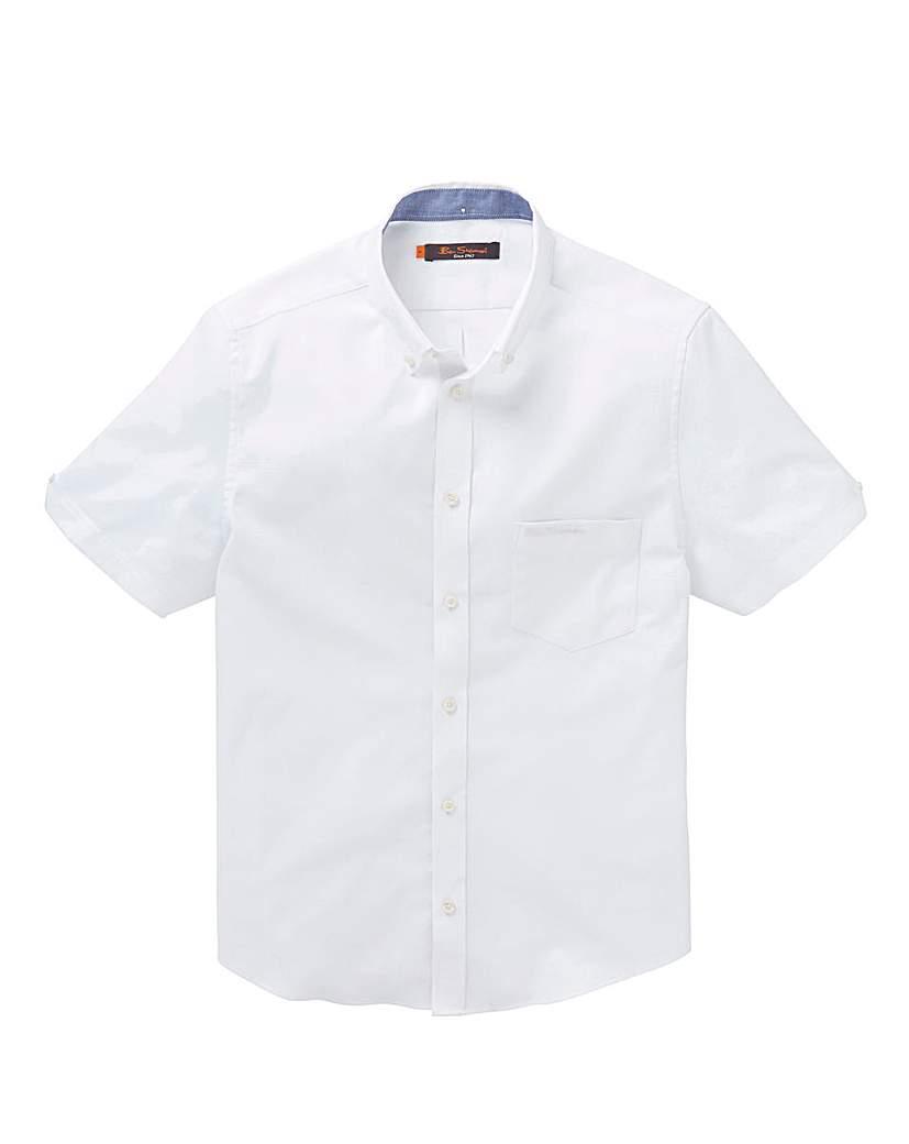 Image of Ben Sherman Classic Oxford Shirt Reg