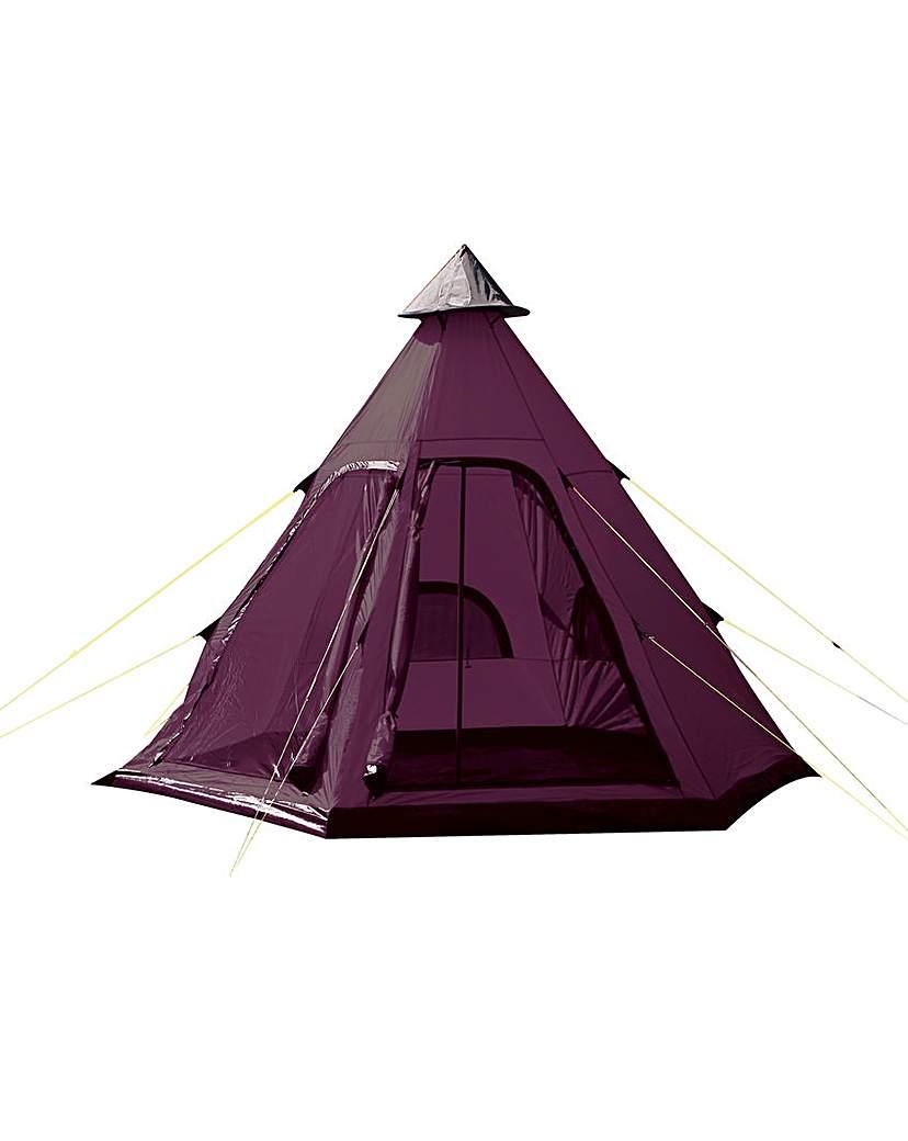 Yellowstone Festival 4 Tipi Tent
