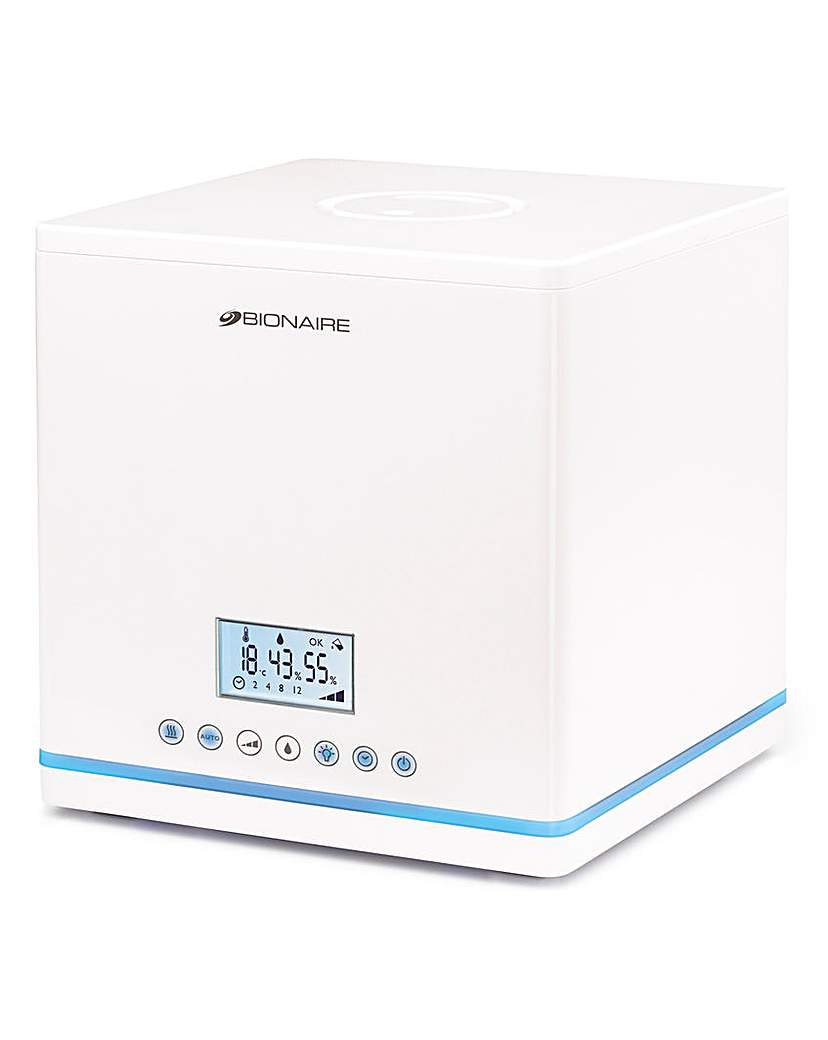 Image of Bionaire Digital Ultrasonic Humidifier