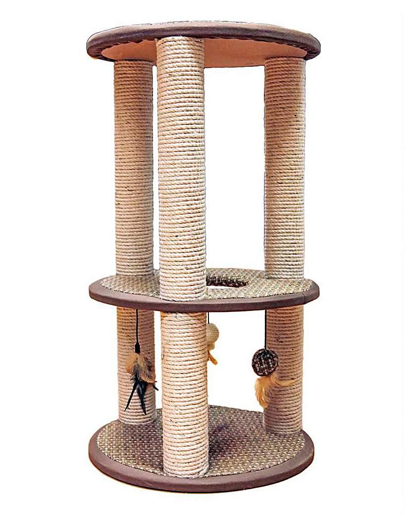 Cinnamon Cat Scratcher