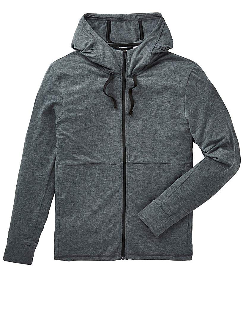 Stockists of adidas Workout Lite Full Zip Hoodie