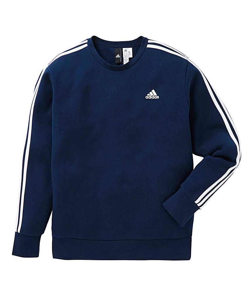 adidas Essential Crew-Neck Sweatshirt