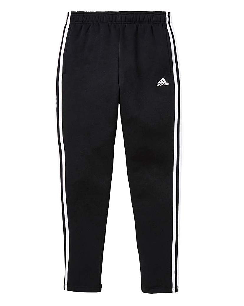 adidas Essential 3-Stripe Tapered Pants