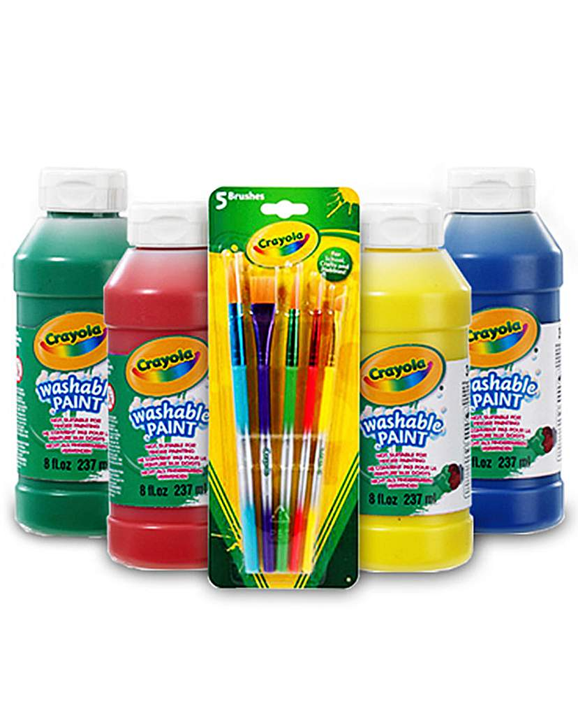 Image of Crayola Paint Bundle