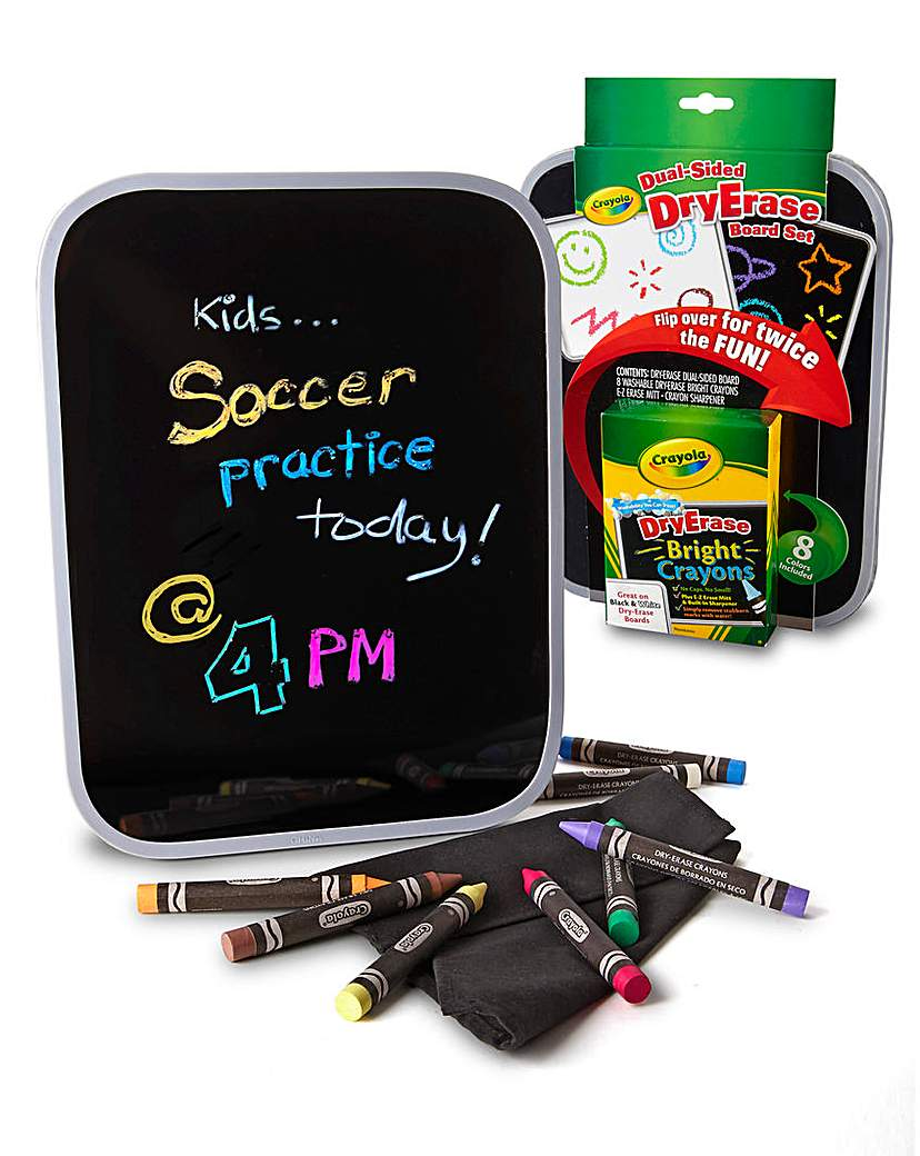 Image of Crayola Dry Erase Bundle