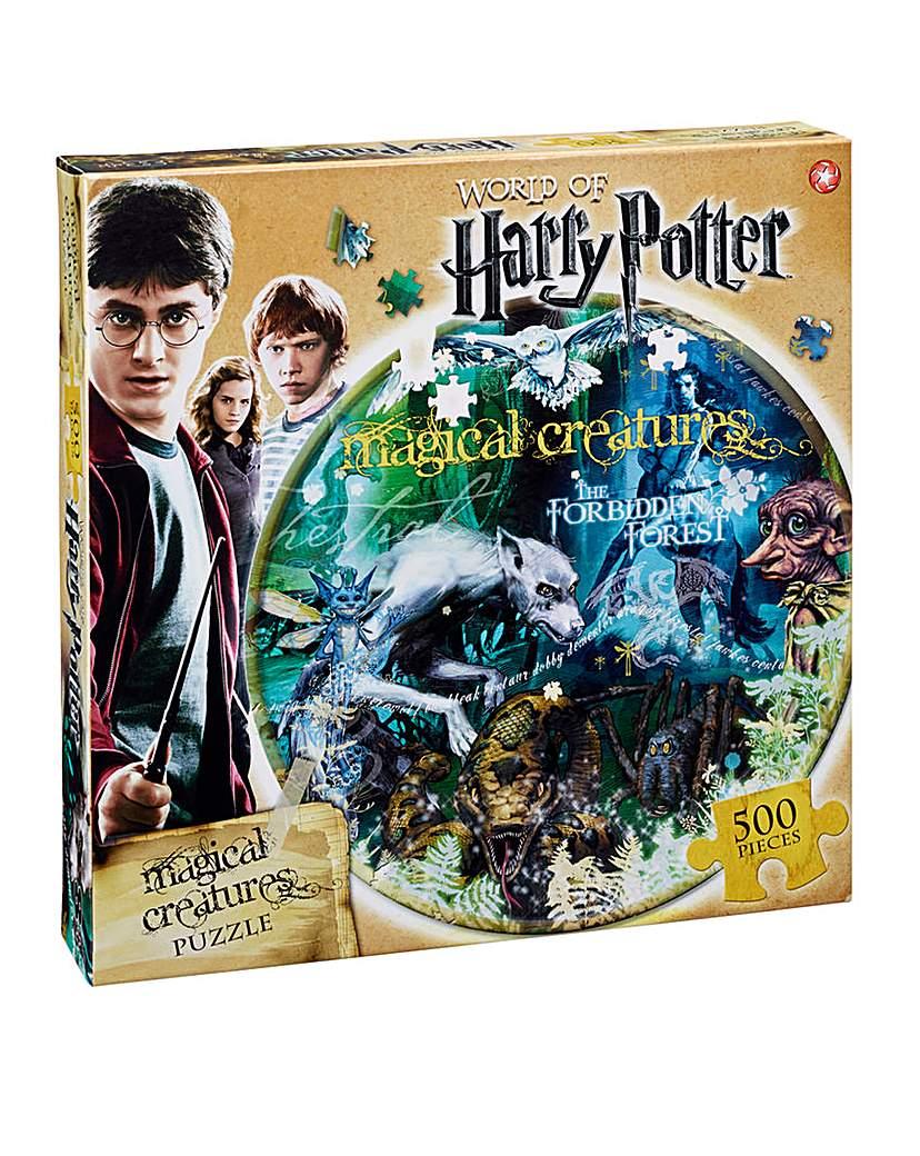 Harry Potter Magical Creatures 500pc Puz
