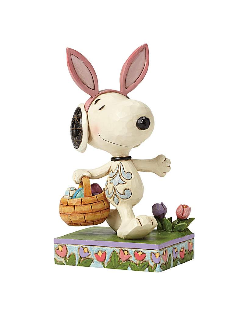 Image of Peanuts Happy Easter Snoopy