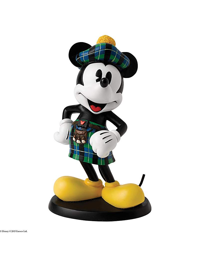 Enchanting Disney Mickey Mouse Scottish
