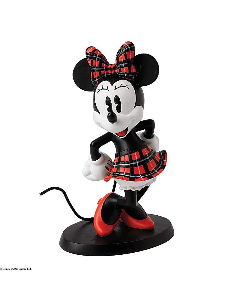 Enchanting Disney Scottish Minnie Mouse