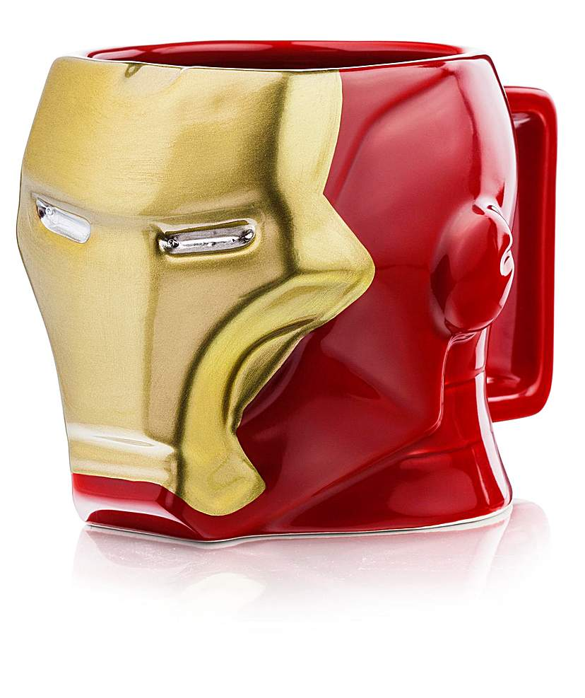 Image of Marvel Avengers Iron Man 3D Sculpted Mug