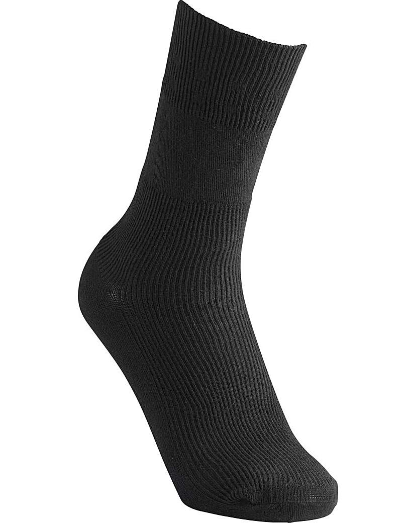 Image of Extra Roomy Cotton Socks