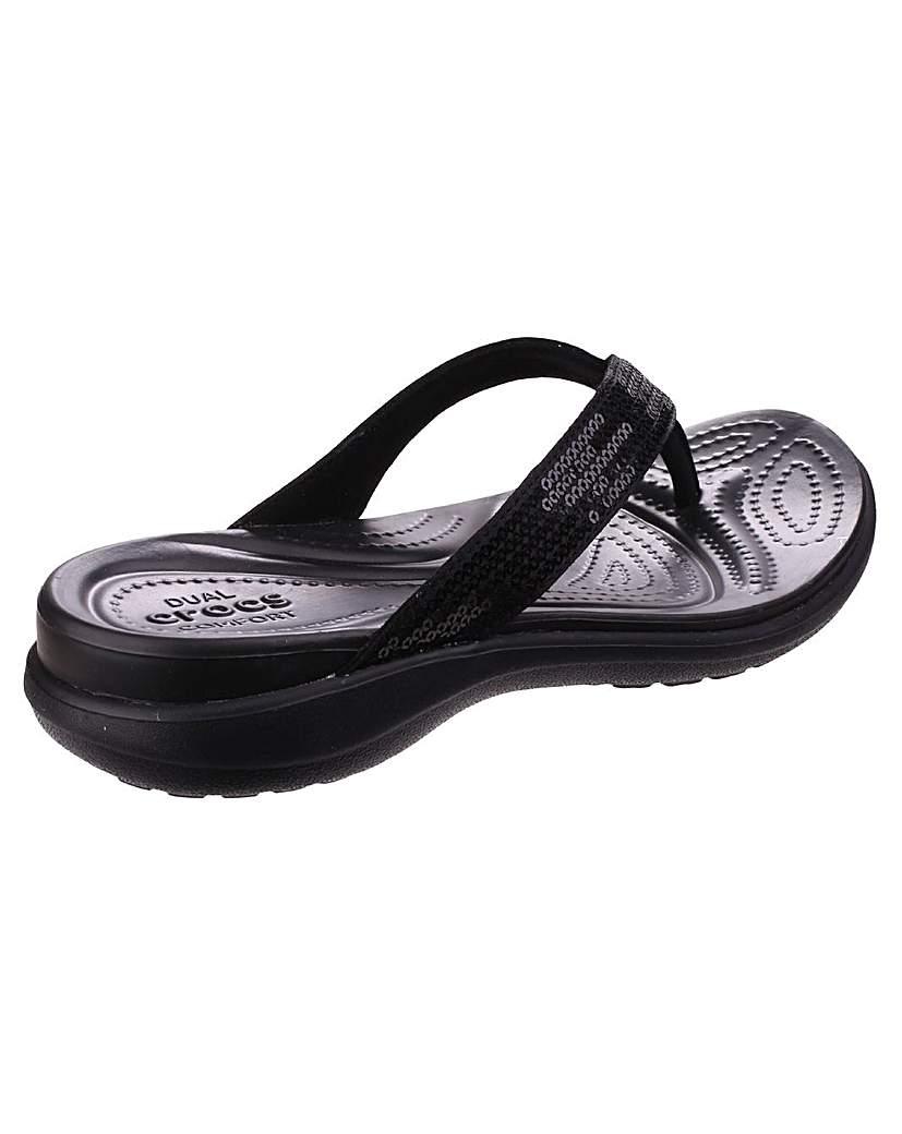 Image of Crocs Capri V Womens Sandal