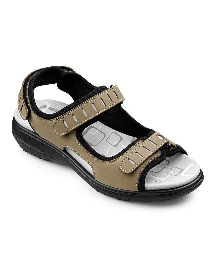 Hotter Scarlett Wide Fit Shoe