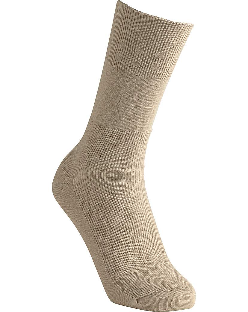 Coolmax� Seam-Free Socks