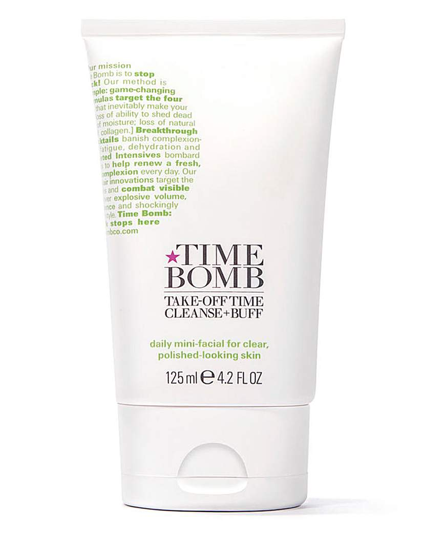 Time Bomb Take Time Off Cleansing Cream