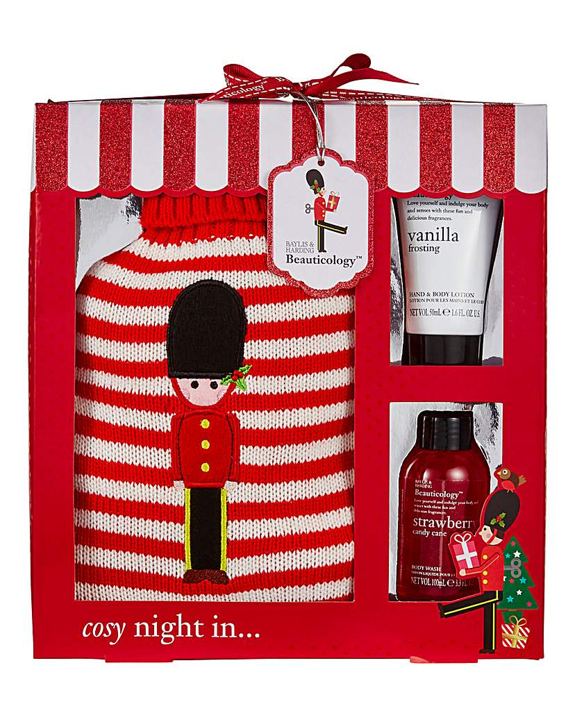 Image of Beauticology Hot Water Cover Gift Set