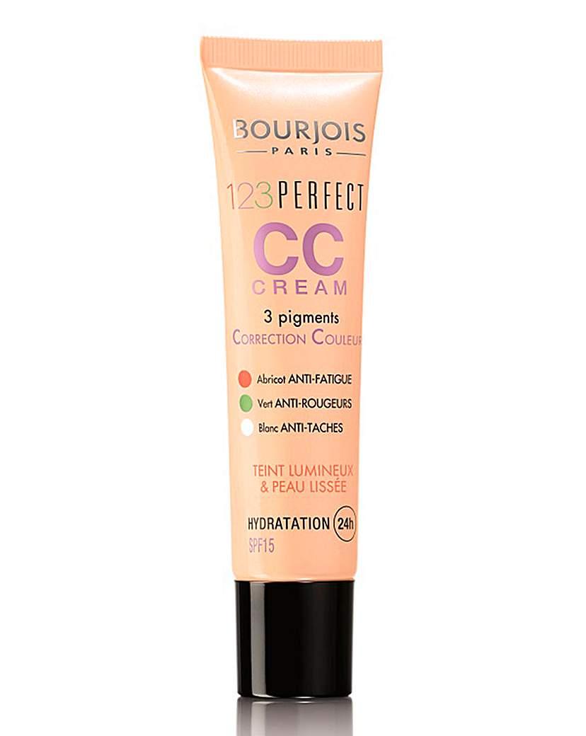 Image of Bourjois 123 Perfect CC Cream - Bronze