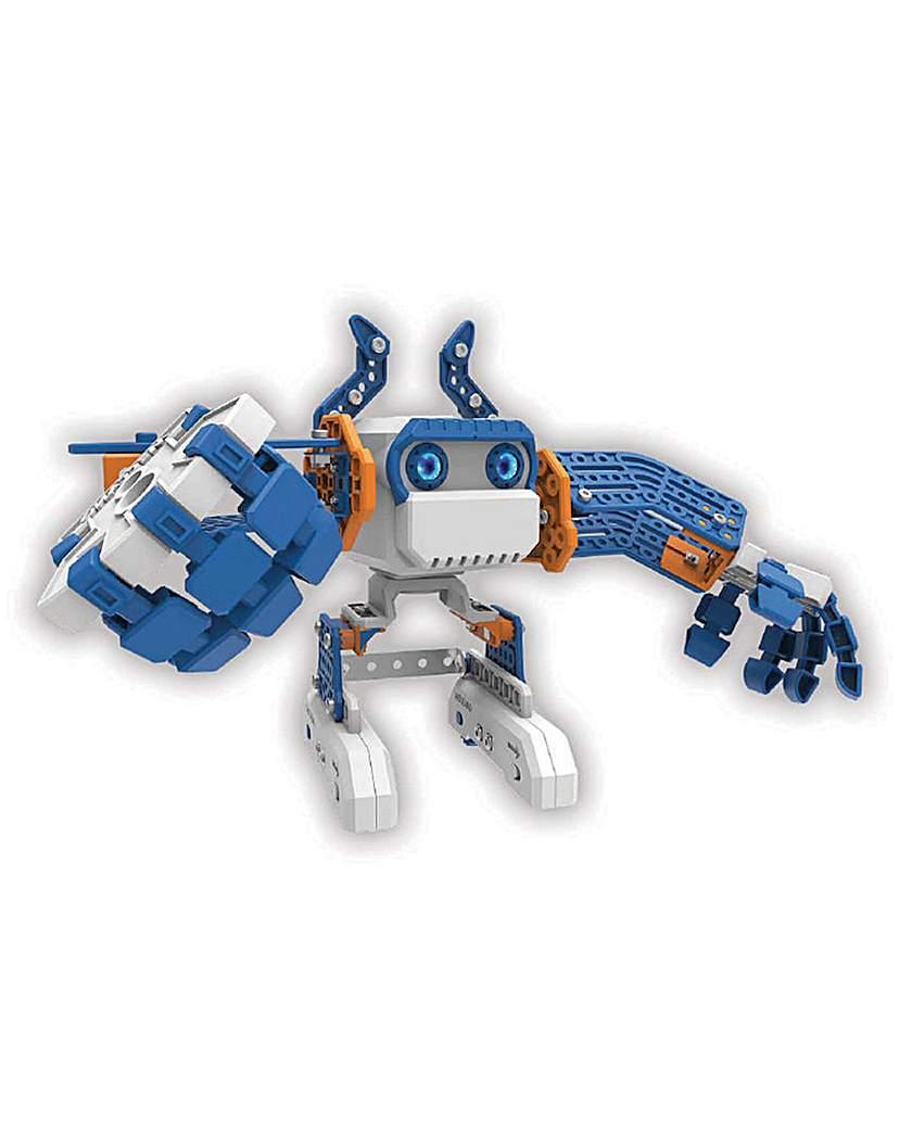 Meccano Micronoid Blue