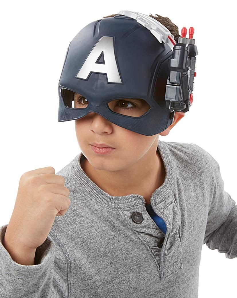 Image of Marvel Captain America Scope Helmet