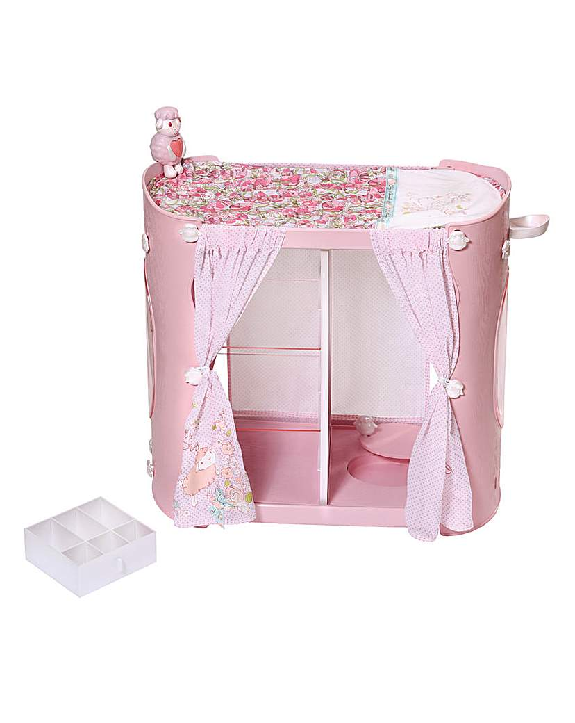 Baby Annabell 2in1 WardrobeChanging