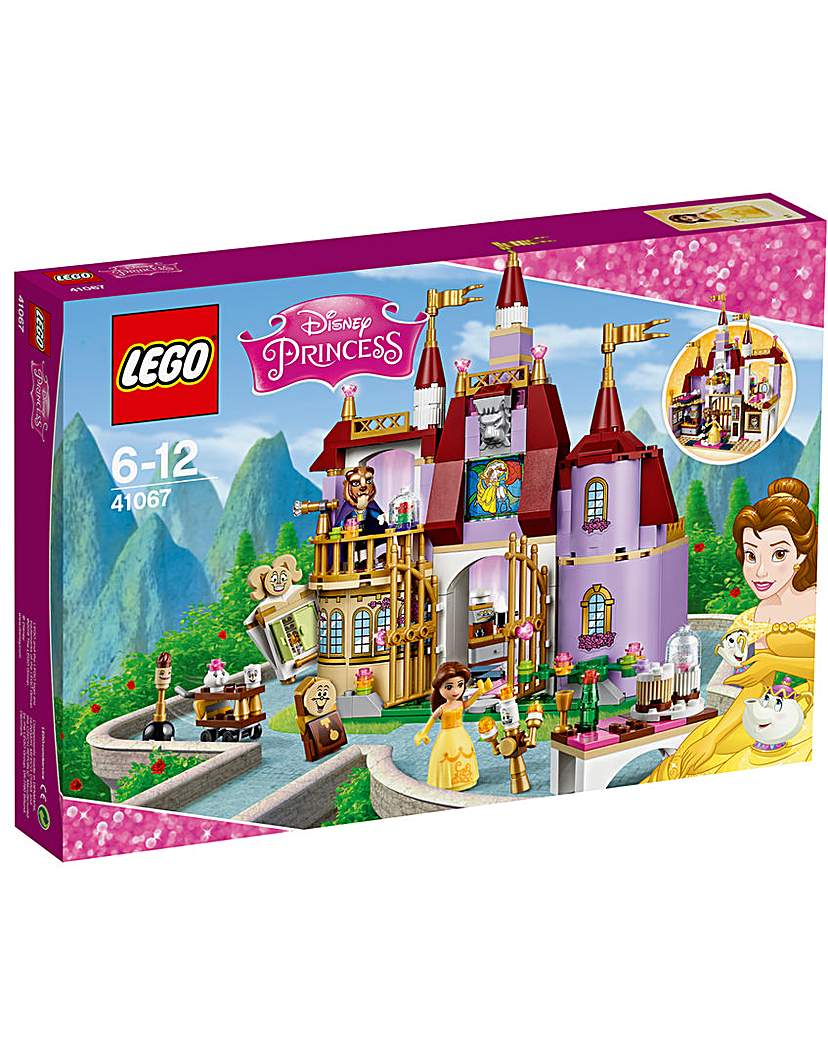 Image of LEGO Disney Belle's Enchanted Castle