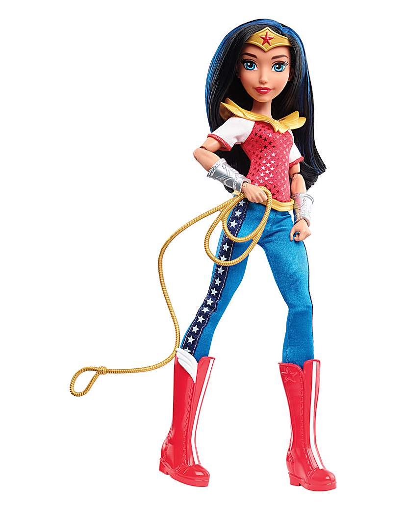 Image of DC Super Hero - Wonder Woman Doll