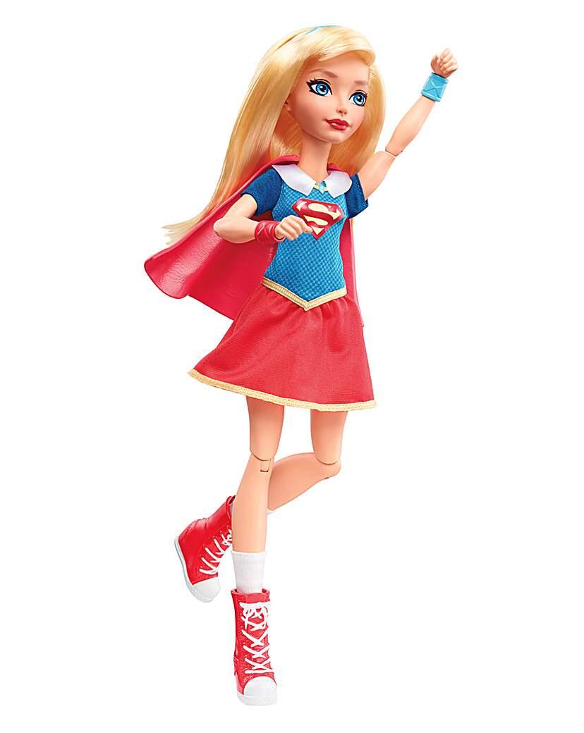 Image of DC Super Hero - Supergirl Doll