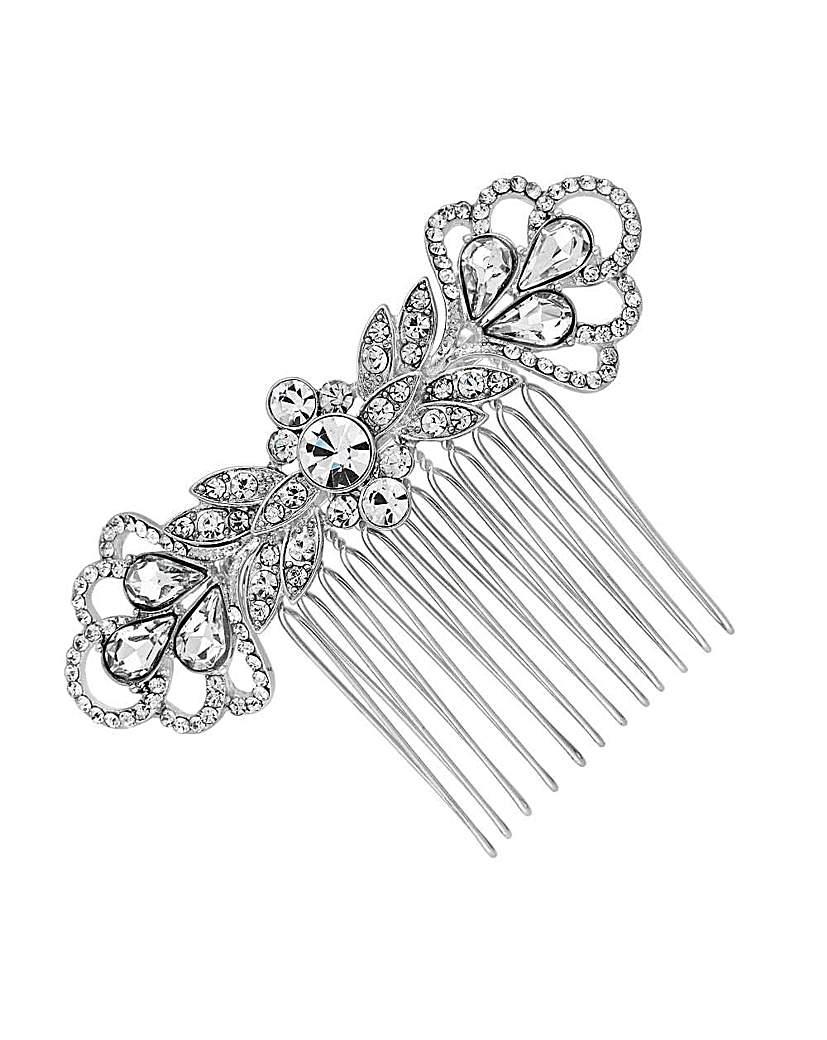 Jon Richard peardrop hair comb