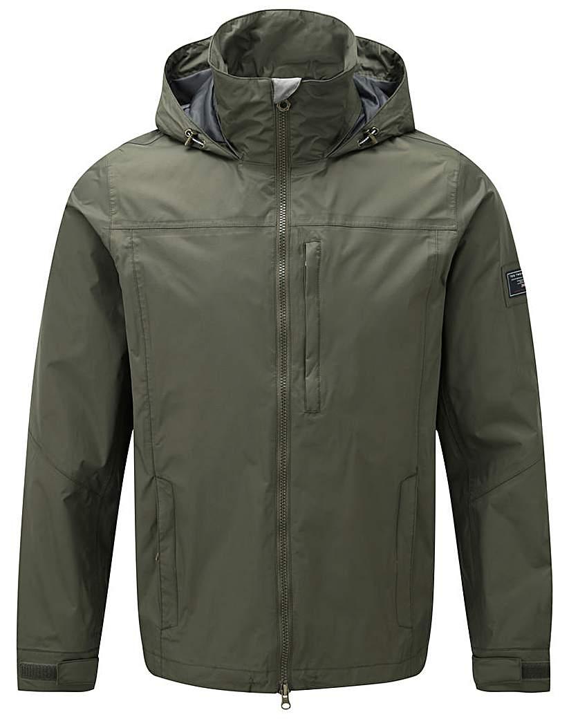Tog24 Oak Mens Milatex Waterproof Jacket