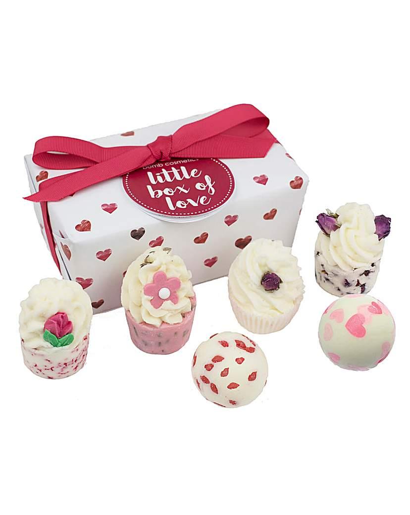 Image of Bomb Cosmetics Little Box Of Love Set