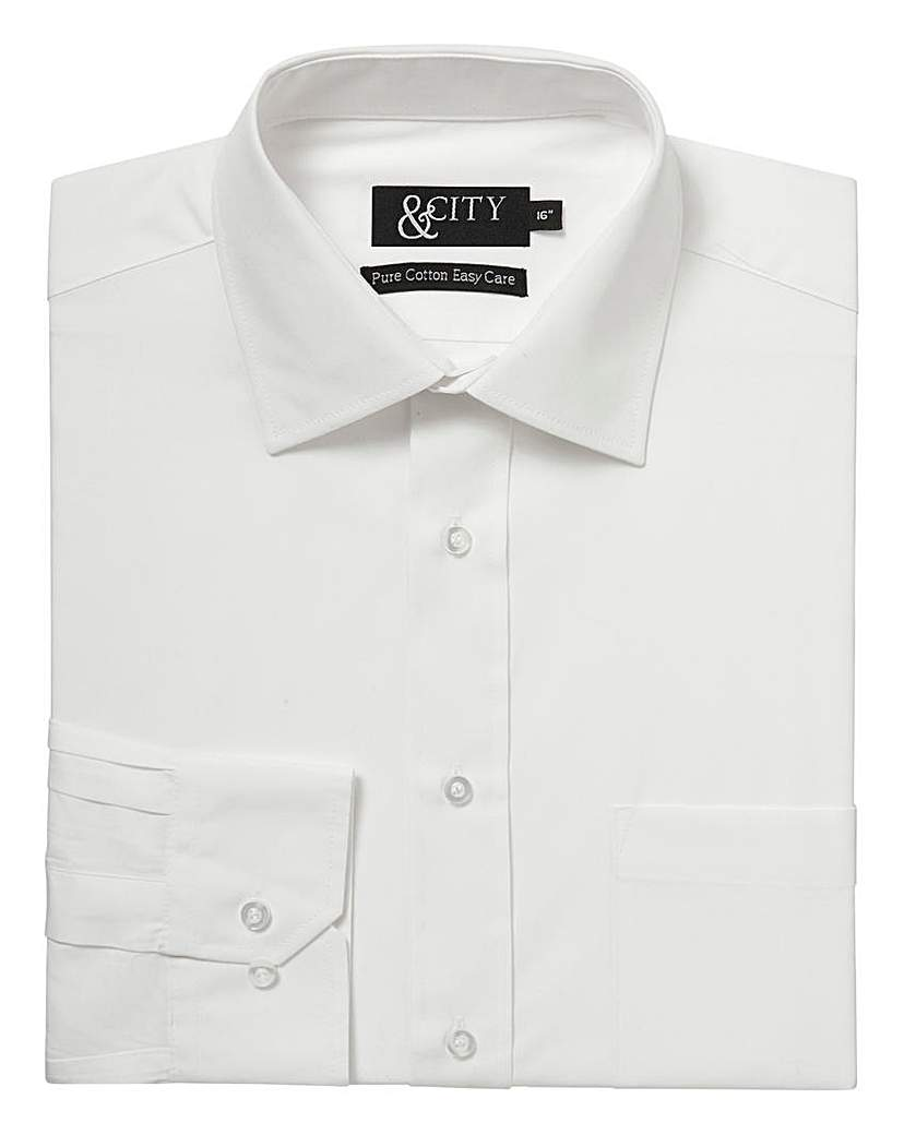 Image of &City Mighty 100% Cotton Shirt