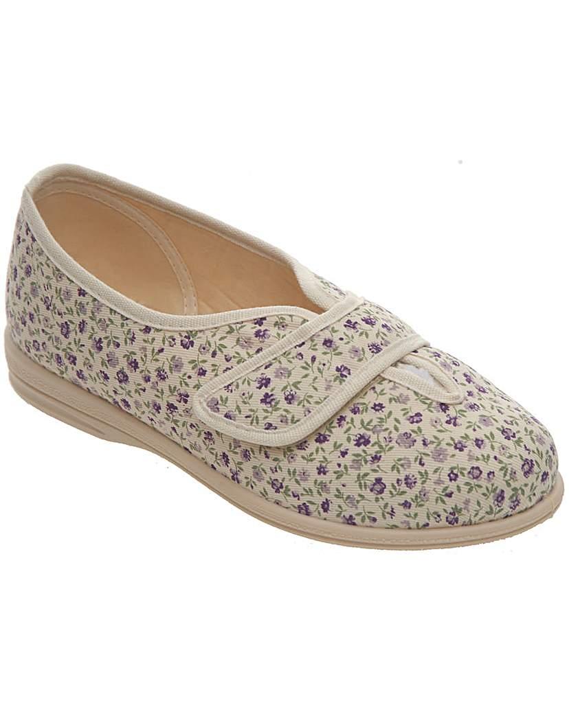 Sarah Shoes 5E+ Width.