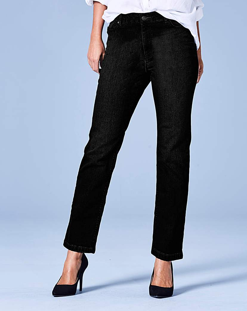 Image of Bridget Straight Leg Jeans Long
